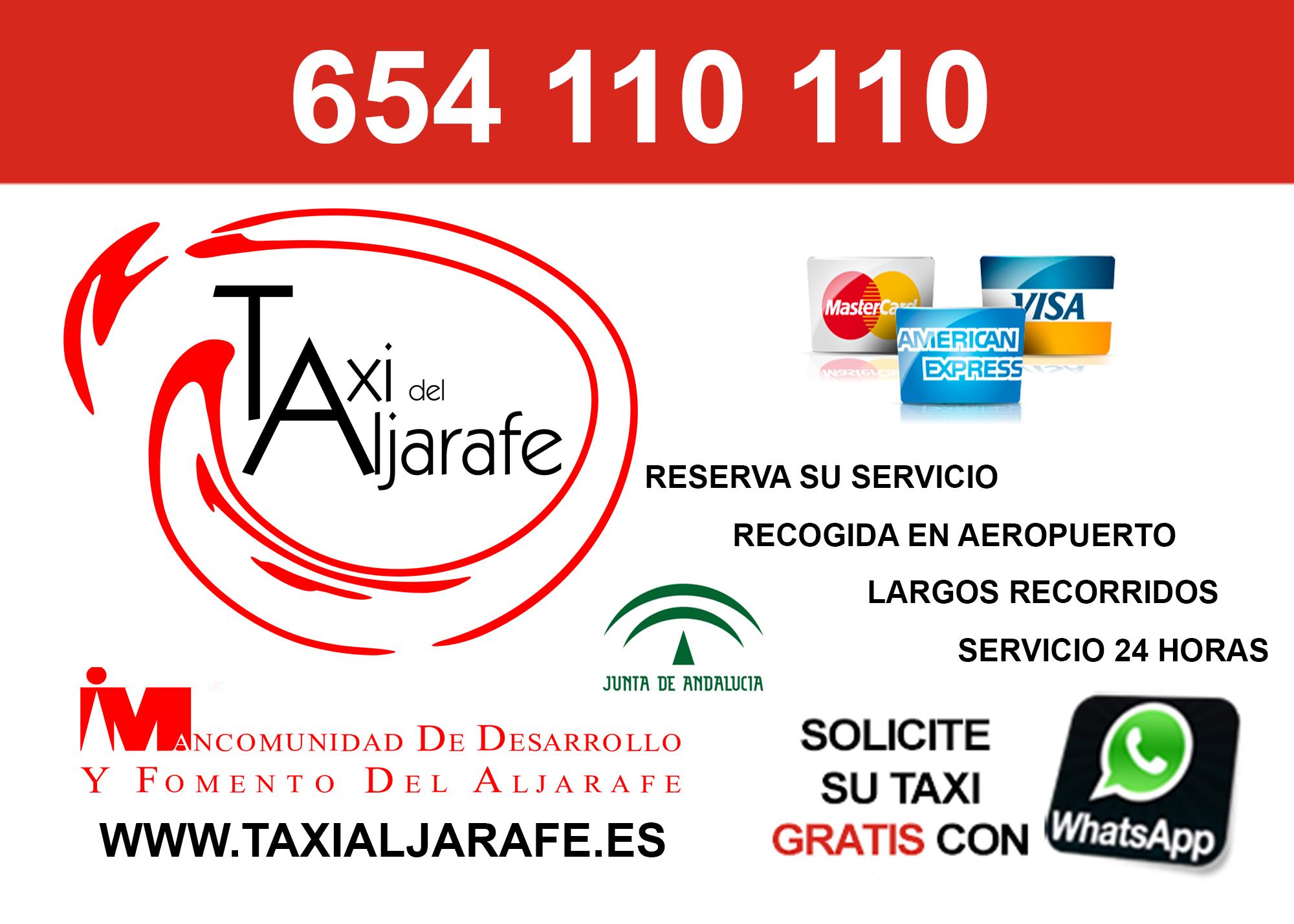 TAXI CASTILLEJA DE LA CUESTA 615489133